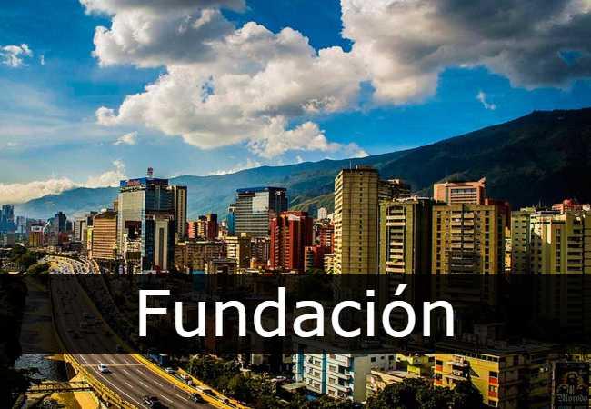 Caracas fundación